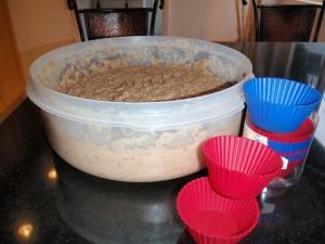 Bran muffin recipe